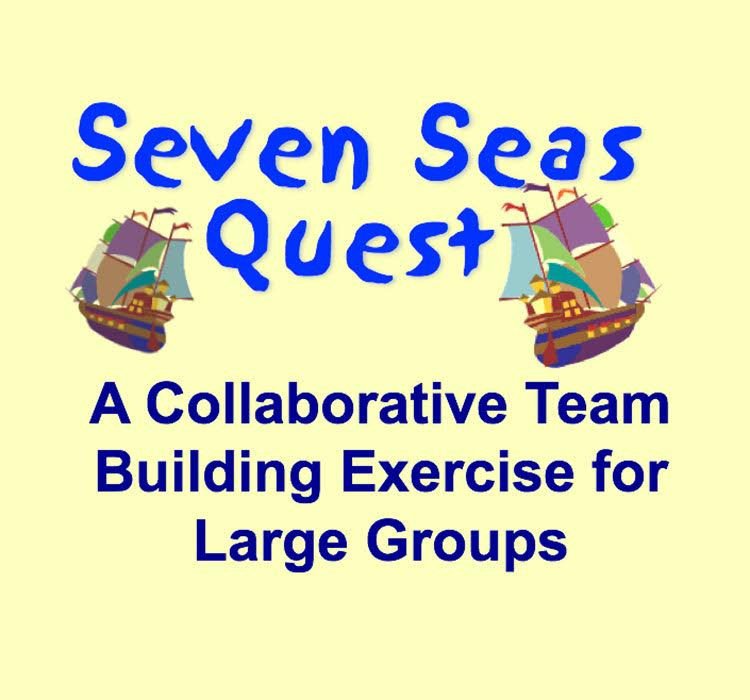 Seven Seas Quest Kit - Team Building Exercise